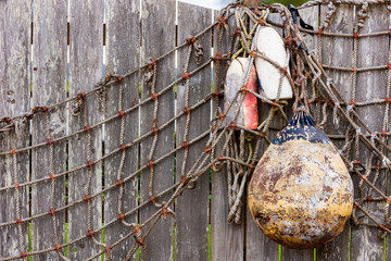Buoys on the Fence 3