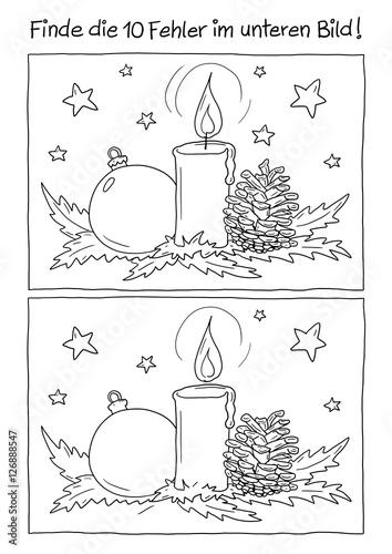 fehlerbild weihnachtsgesteck stockfotos und lizenzfreie. Black Bedroom Furniture Sets. Home Design Ideas