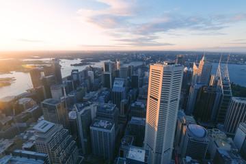 Canvas Prints Sydney Sydney city skyline