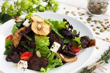 Healthy Food Snack Restaurant Vegetarian Menu Gourmet Concept