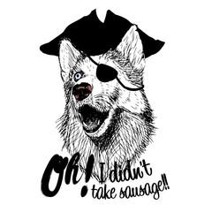 Dog ink