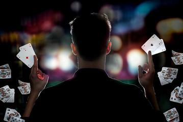 Der Kartenspieler