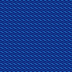 Seamless pattern. Stylized pattern of ocean surface
