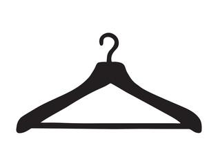 Hanger. Vector drawing