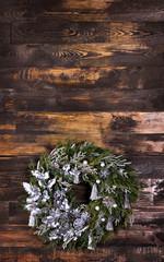 Advent Christmas wreath