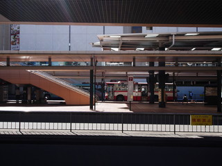 仙台駅 西口バスターミナル