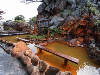 式根島 松が下温泉 雅湯