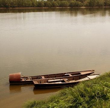 river loire saumur france