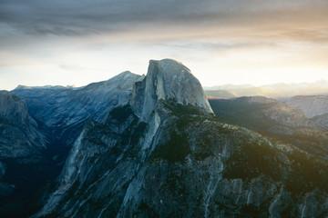 Yosemite National Park, Glacier Point Wall mural