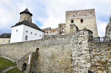 Średniowieczny Zamek Stara Lubovna