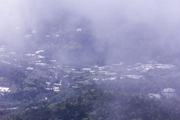 View village form mon long mountain