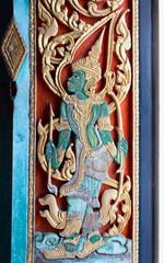 Wat Bo Phut, temple Koh Samui, Thailand