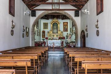 Paroisse de San Amaro à Puerto de la Cruz, Tenerife, Espagne