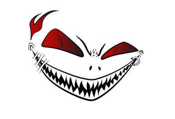 Laughing Demon