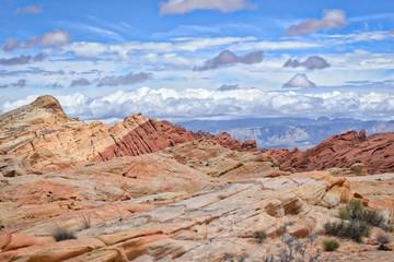 Nevada Mountain Range
