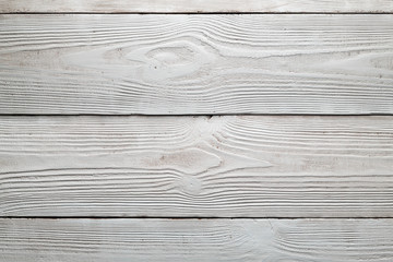 Vintage weathered shabby white painted wood texture as background. Background texture of old white painted wooden lining boards wall. Wood Texture.