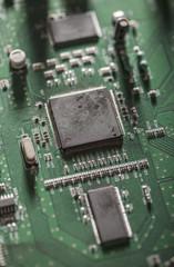 Computer processor parts