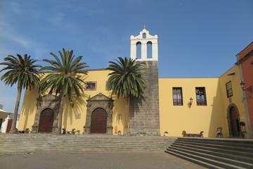 Teneriffa,  Garachico, Franziskaner Kloster