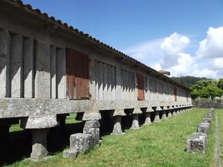 Arquitectura tradicional gallega, hórreo