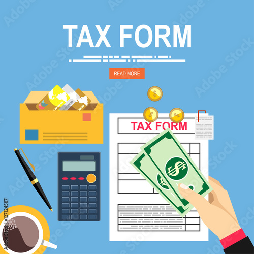 form to file state taxes