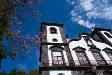 マデイラ島 モンテ教会