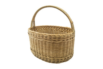 Basket isolated