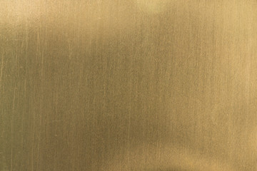 Gold metal alloy texture close up, made from gold silver and cop