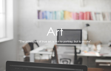 Art Artwork Craft Creative Abstract Style Exhibition Concept