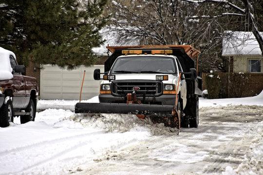 Neighborhood Snowplow