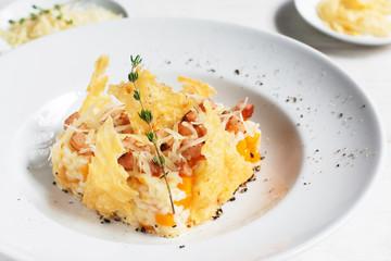 Food Seasonal Autumn Menu Restaurant Cuisine Culinary Concept