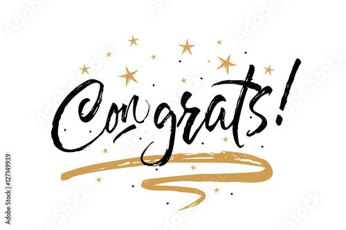 u0026quot congrats  congratulations card  beautiful greeting