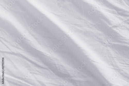 Crumpled Bed Sheets Texture