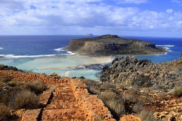 Balos Beach Crete Greece