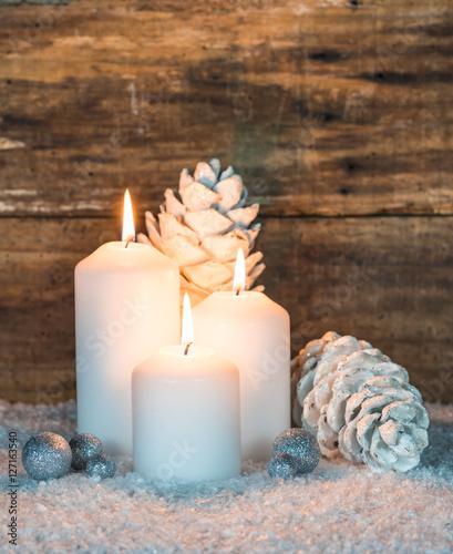 Weihnachten festlich kerzen dekoration stockfotos und lizenzfreie bilder auf - Dekoration kerzen ...