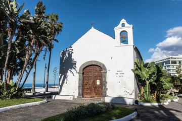 Ermita de San Telmo à Puerto de la Cruz, Tenerife, Espagne