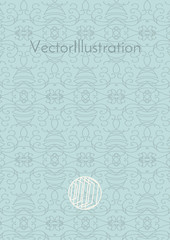 Creative template design collection for card. Hand drawn vintage element. Vector banner for card, poster, invitation, flyer, party, wedding, brochure. Hipster design collection