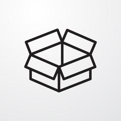 box icon illustration