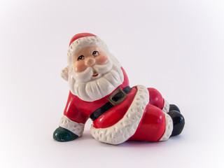 Weihnachtsmann, Nikolaus