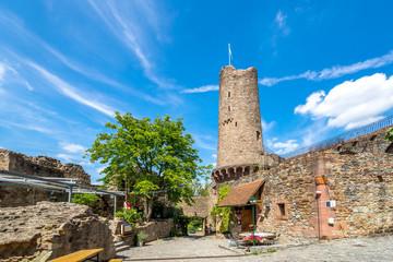 Weinheim, Burg Windeck  Wall mural