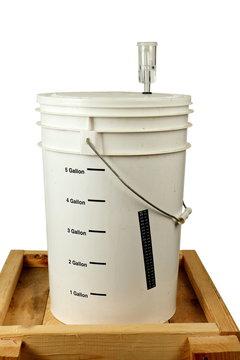 Homebrew Fermenting in a Bucket