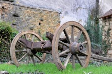 chariot ancien