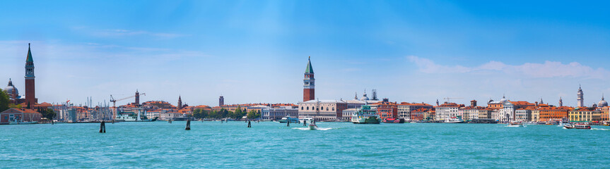 Worlds most beautiful square Piazza San Marco. Venice, Italy.