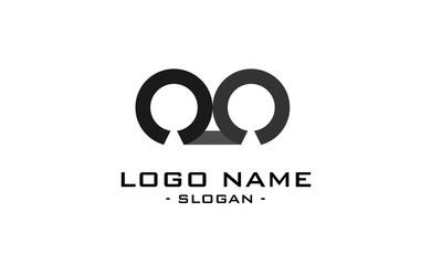 m logo flat