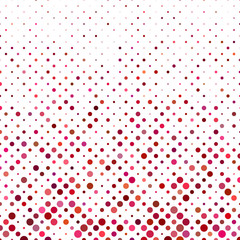 Colored dot pattern background design