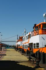 Ferry in Lisboa