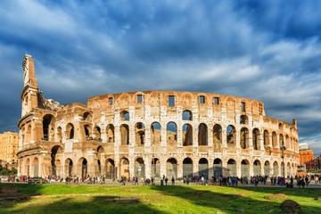 Coloseum in Rome, Italy