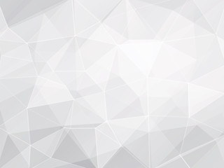 geometric gray pattern with strokes