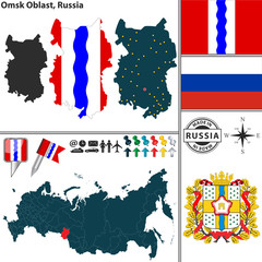 Omsk Oblast, Russia