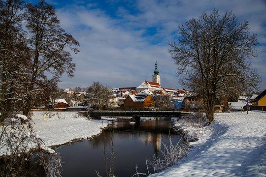 Pressath im Winter