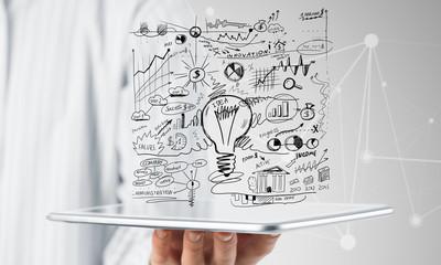 Idea for E-business